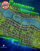 Cartomancy 23: Lovecraft Country Map Pack