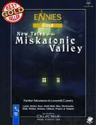 New Tales of the Miskatonic Valley 2nd Ed.