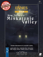 New Tales of the Miskatonic Valley - An Anthology of Call of Cthulhu Scenarios set in the 1920s