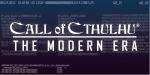 Call of Cthulhu: Modern Era