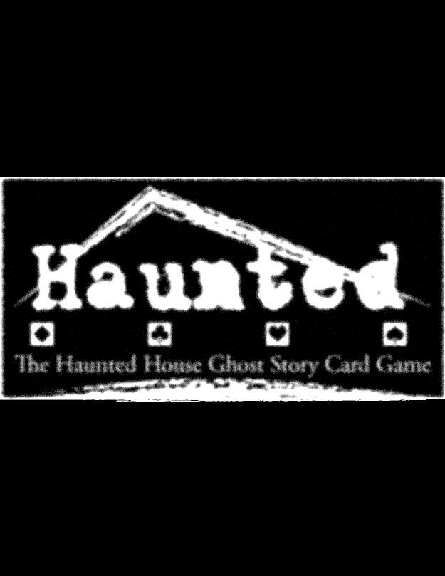 Haunted The Haunted House Ghost Story Card Game Ndp