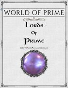 Lords of Prime