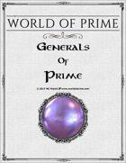 Generals of Prime