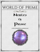 Nobles of Prime