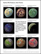 Alien Planets (sample)