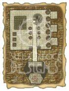 Bree Orlock Designs: Dungeon Map 1