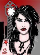 Bree Orlock Designs: Rocker Girl