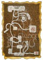 Bree Orlock Designs: Dungeon Map 4