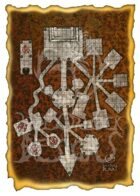 Bree Orlock Designs: Dungeon Map 6