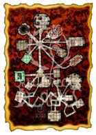 Bree Orlock Designs: Dungeon Map 10