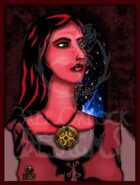 Bree Orlock Designs: Noble Woman in Red