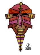 Bree Orlock Designs: Tribal Mask 2