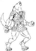 Emily Vitori Designs: Werewolf 1