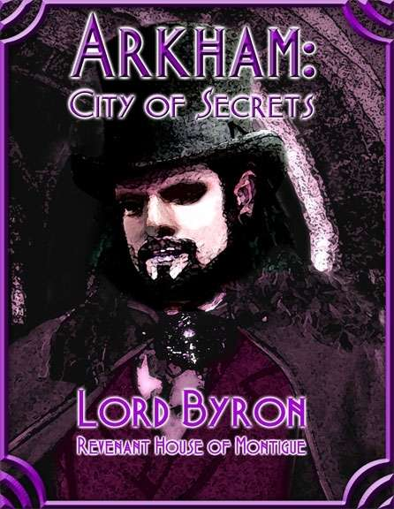 Arkham: City of Secrets - The Undead: Lord Byron