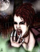 Bree Orlock Designs: Vampire Punk Female