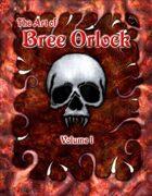 The Art of Bree Orlock: Volume 1