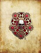 Bree Orlock Designs: Steampunk Skull 2