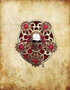 Bree Orlock Designs: Steampunk Skull 2