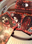 Bree Orlock's Lovecraftian Horror Playing Cards