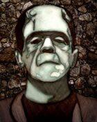 Bree Orlock Designs: Frankensteins Monster