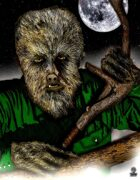 Bree Orlock Designs: The Wolfman