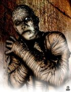 Bree Orlock Designs: The Mummy