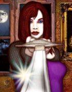 Bree Orlock Designs: The Sword Maiden