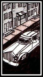 Modern Mayhem: Speeding Car