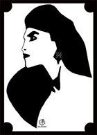 Bree Orlock Designs: Gothic Lady