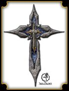 Bree Orlock Designs: Cross 1