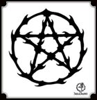 Bree Orlock Designs: Thorned Pentacle
