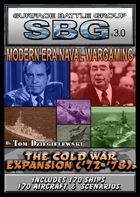 SBG Cold War '72 -'78
