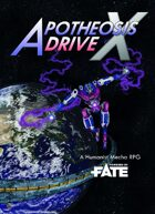 Apotheosis Drive X - Fate-Powered Mecha RPG - SD MIX
