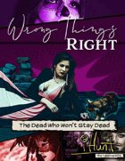 #iHunt: The RPG Zine 02 - Wrong Things Right