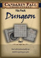 Tile Pack: Dungeon, set 1