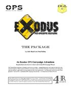 Exodus Post Apocalyptic RPG: Wasteland Adventure #23