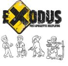 Exodus Post Apocalyptic RPG: Pre-Generated Character Pack