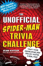 Unofficial Spider-Man Trivia Challenge