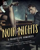 Noir Nights: Five Private Eye Romances