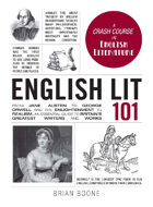 English Lit 101: From Jane Austen to George Orwell and the Enlightenment to Realism