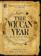 Provenance Press's Guide To The Wiccan Year