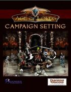 Age of Lords: Campaign Setting 4th Edition D&D