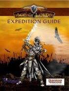 Age of Lords: Expedition Guide 4th Edition D&D