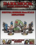 Survival Horror Set 1: Last Man Standing