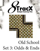 Old School Tile Set 3: Odds & Ends