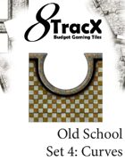 Old School Tile Set 4: Curves
