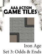 AAA Action  Tile Set  3: Iron Age Odds & Ends