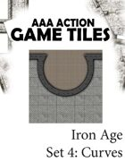 AAA Action  Tile Set 4: Iron Age Curves