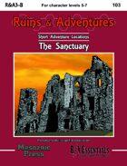 Ruins & Adventures 3: The Sanctuary (B/X Essentials)
