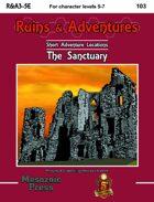 Ruins & Adventures 3: The Sanctuary (5e)